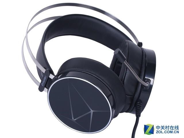 钻石切面 达尔优EH722游戏耳机体验
