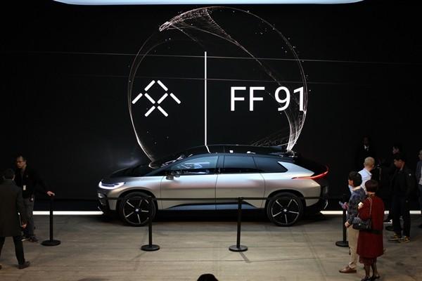 FF内部会宣布获超10亿美元A轮融资 贾跃亭出任CEO
