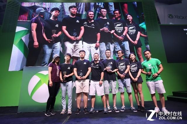 Xbox One X 中国ChinaJoy首秀圆满落幕