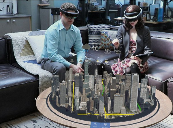 Taqtile为HoloLens开发新版本HoloMaps
