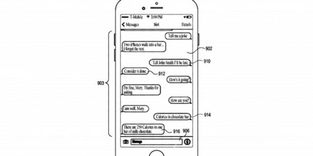 苹果新专利曝光 在嘈杂环境也能用Siri