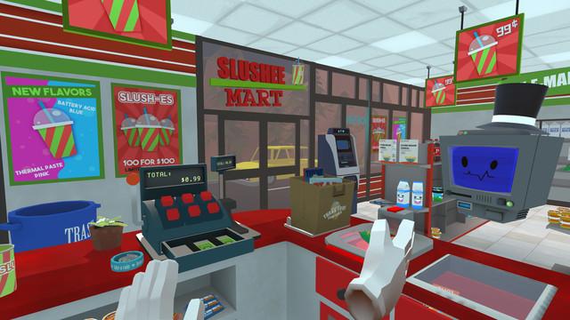 《JobSimulator》在VR世界里体验工作