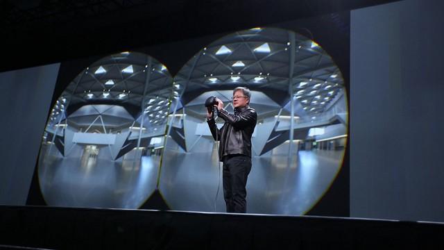 Nvidia Holodeck让VR体验更加真实