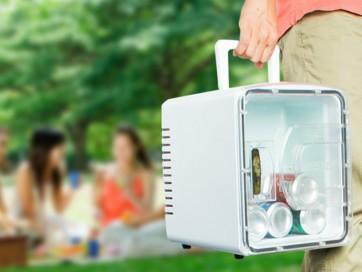 炎炎夏日自驾游中的小冰库——百事泰车载冰箱