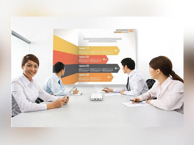 商务新伙伴 办公投影这么选能助力会议