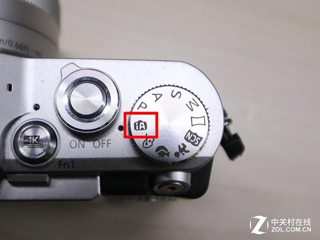入门也有4K全家桶 松下GF9无反相机评测