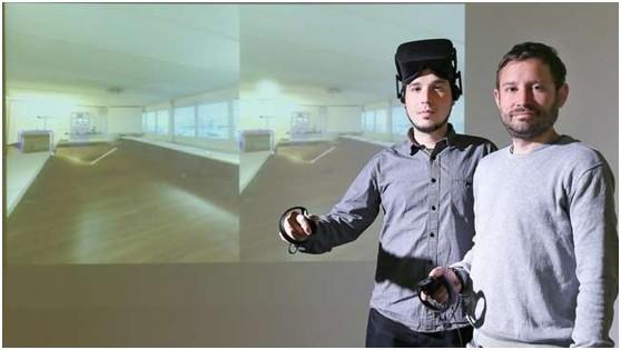 Imverse软件将2D图像转化为VR体验
