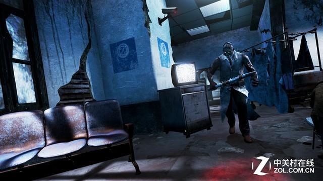 快来找杨叫兽 《黎明杀机》新DLC上架