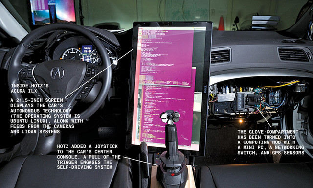 越狱iPhone黑客 推出辅助驾驶功能的产品