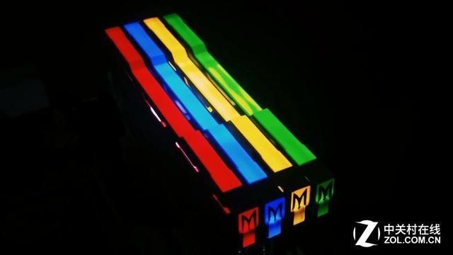 七色马甲 影驰GAMER DDR4 8GB内存促