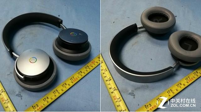 谷歌新品 低调的主动降噪头戴式蓝牙耳机