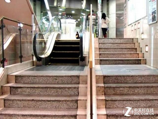 最小只有五个台阶?细数世界电梯之最