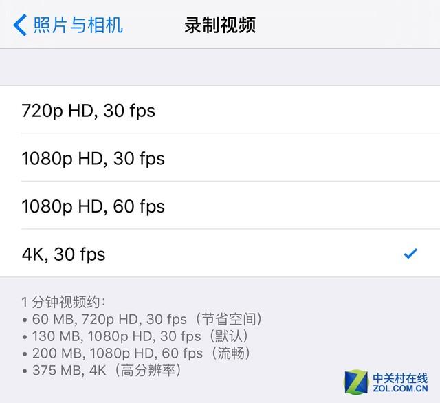 不止拍照片 聊聊手机4K视频功能及应用