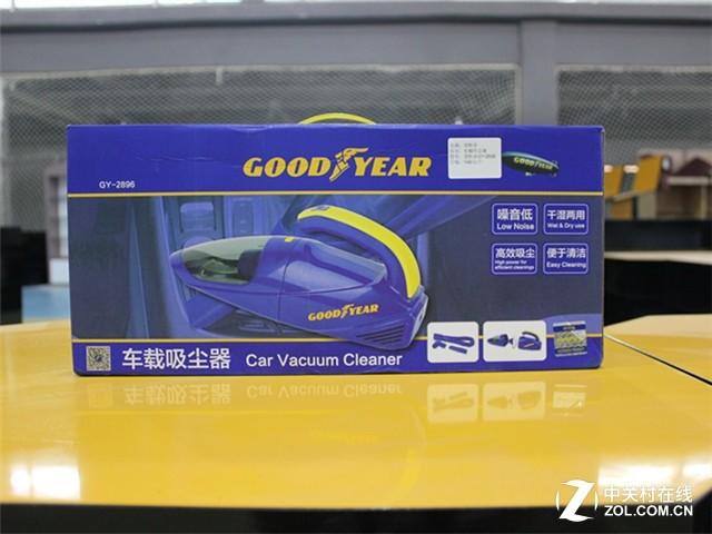 拒绝灰尘 固特异GY-2896车载吸尘器149