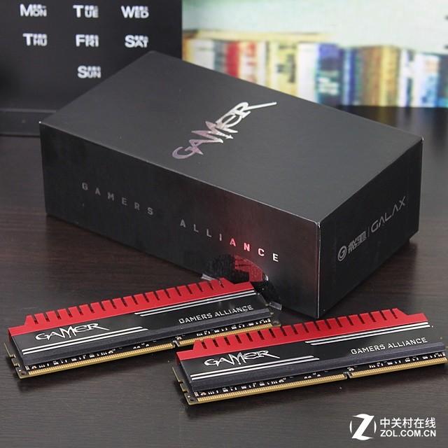 高端游戏条 影驰DDR3-2133 8GB*2超值促