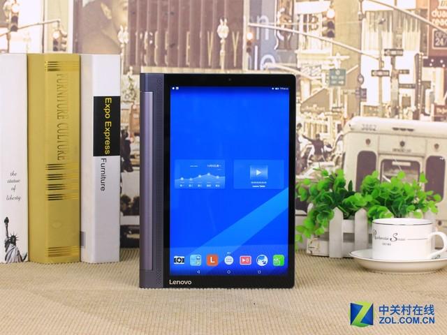 平板正面是一块10.1英寸的ips触控屏幕,屏幕分辨率高达2560×1600