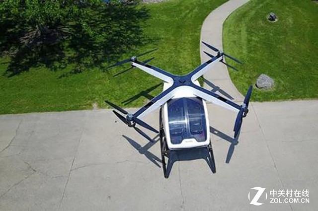 售价20万美元 私人小型直升机重500公斤