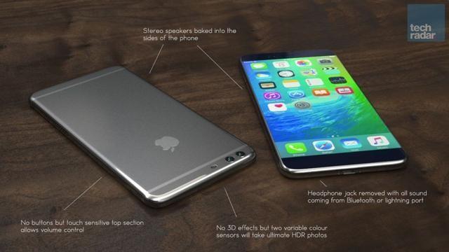不科学!iPhone7或用4K屏但放弃金属机身