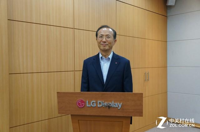 LGD社长吕相德:坚持走大众型高端化路线