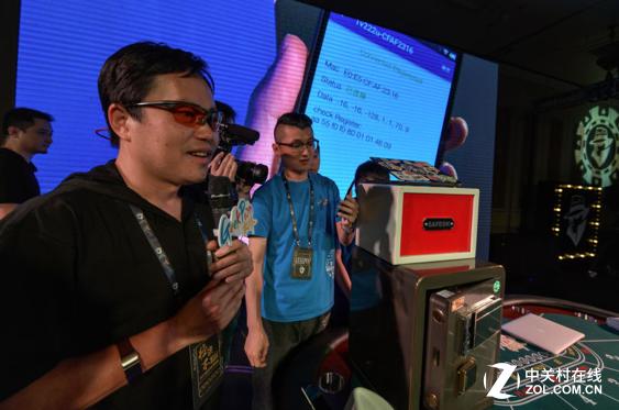 世界级黑客GeekPwn大赛演绎澳门风云
