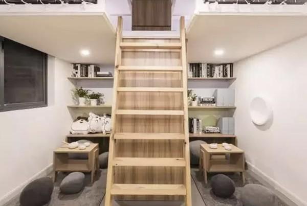 别老嫌弃房子小 设计师让60平房子住7人