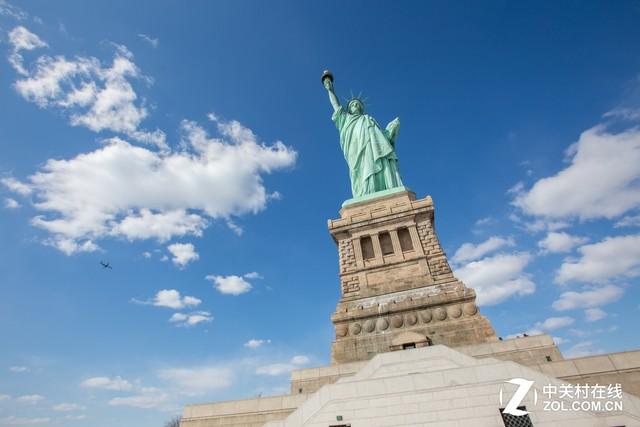 大C游世界 从纽约出发爬真的自由女神