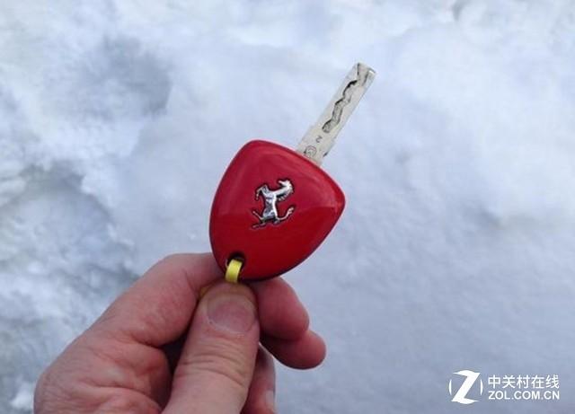 最帅的竟是它!那些豪车配套的创意钥匙