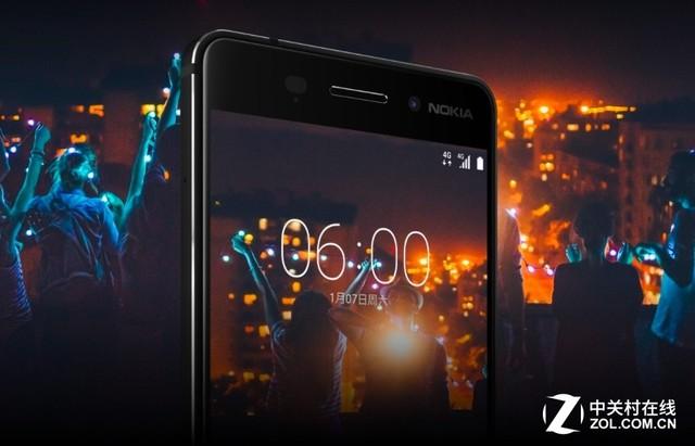 Nokia 6国行版七月更新:可下载安装Google Play Store