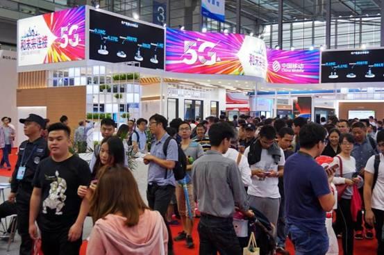 三大通信行业巨头齐聚高交会,5G时代真的来了