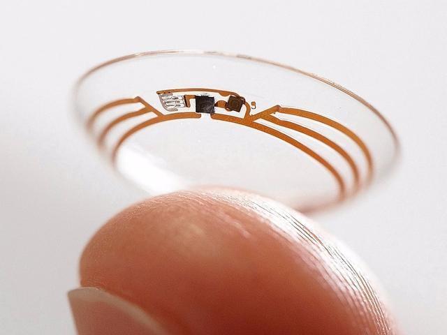 谷歌隐形眼镜成PPT产品:难准确监测血糖