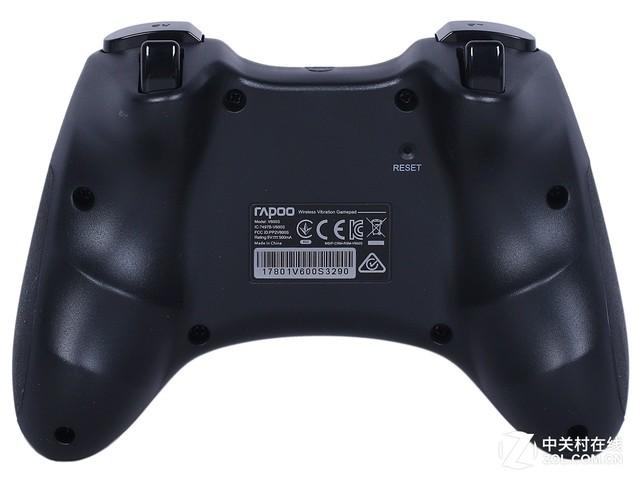 """无""""线""""掌控 雷柏V600S无线振动游戏手柄评测"""