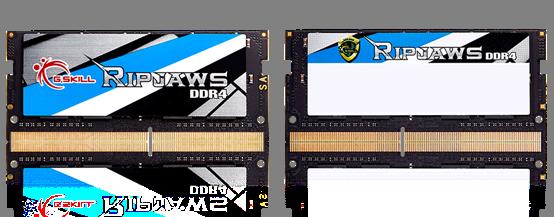 芝奇推出Ripjaws系列DDR4 SO-DIMM