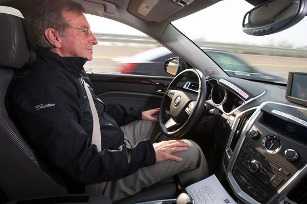 通用全新巡航控制系统将加入面部识别
