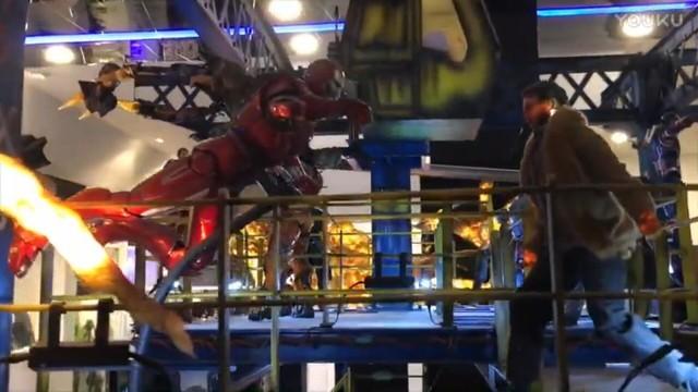 有人用手办还原了《钢铁侠3》电影场景