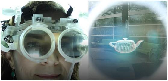 Nvidia在开发新VR/AR显示方法及触觉反馈