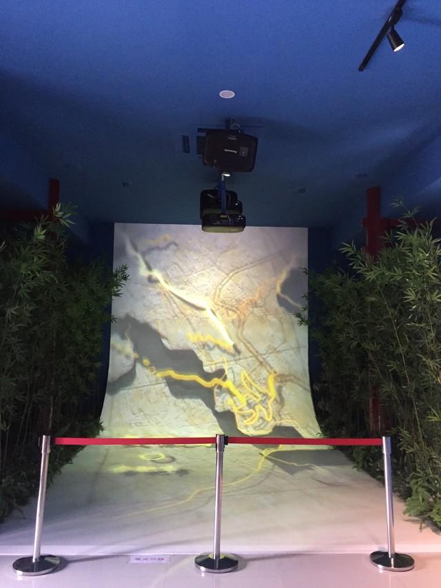 松下液晶工程投影机进驻通州博物馆