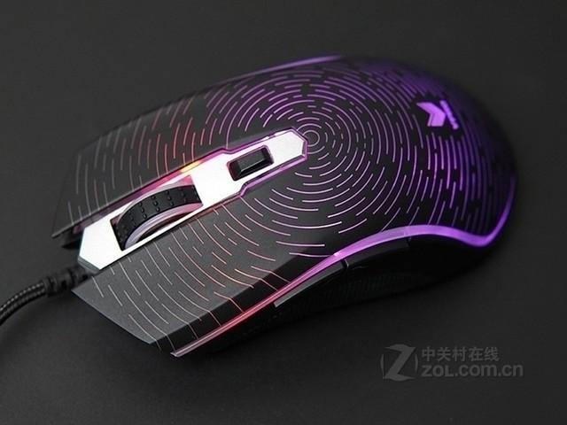 1680万色幻彩背光 市售游戏鼠标推荐