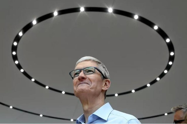 库克:别傻了苹果根本没有AR技术眼镜