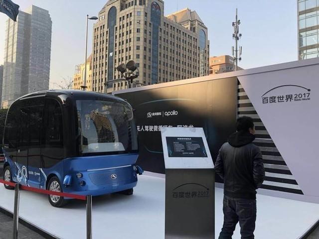 无人驾驶汽车明年量产 成为主流仍尚早