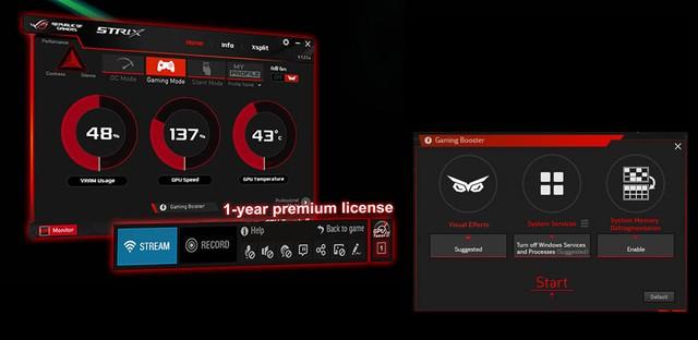 强者之选 华硕GTX1060 9GBPS游戏显卡