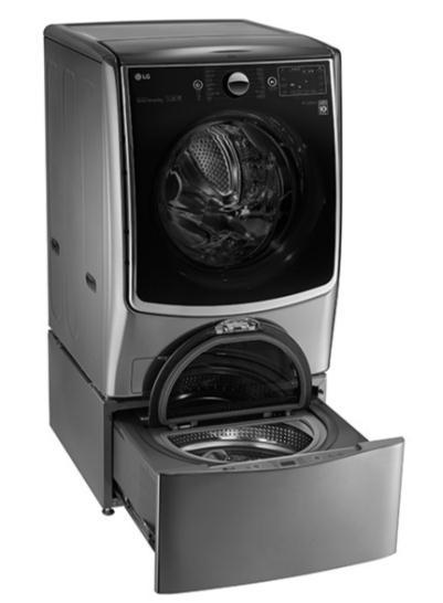 行业精英证言,LG洗衣机引领行业变革
