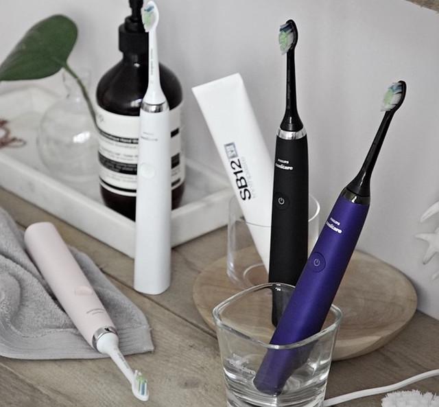 能让妹子爱不释口的电动牙刷长啥样?