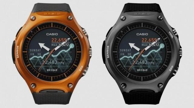 智能手表又来强敌 微软与卡西欧达协议