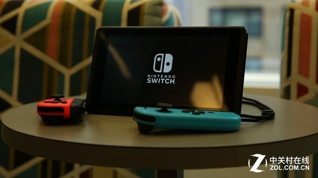 Switch总销量超500万 北美贡献近一半