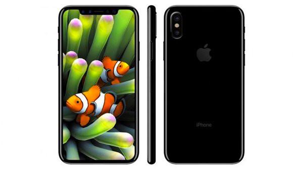苹果iPhone 8全新设计:iOS11 UI大变样