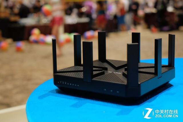智能美观网速快 有这样的无线路由吗?