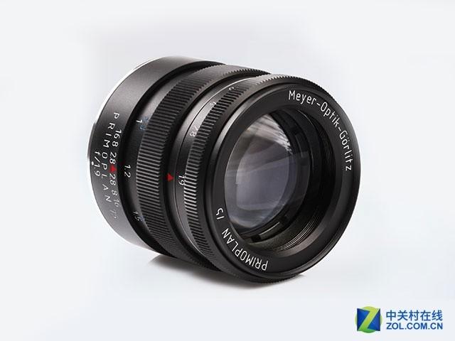 14片光圈叶片 梅耶推出75mm F1.9镜头