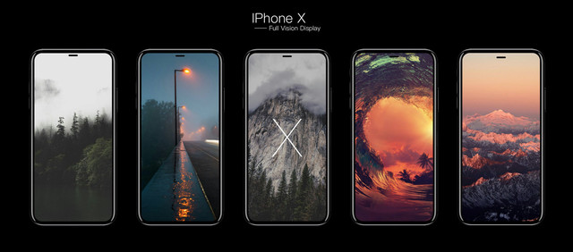 量产困难 苹果iPhone8想不涨价都不行