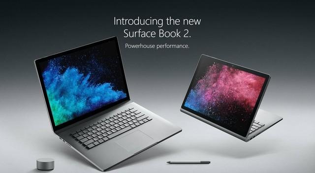硬件升级后的Surface Book 2终于成为完整形态