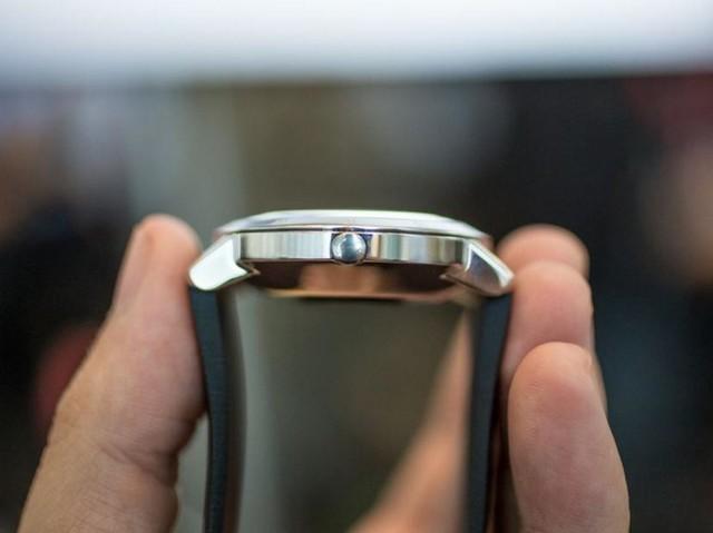25天续航:诺基亚Withings Steel HR开售